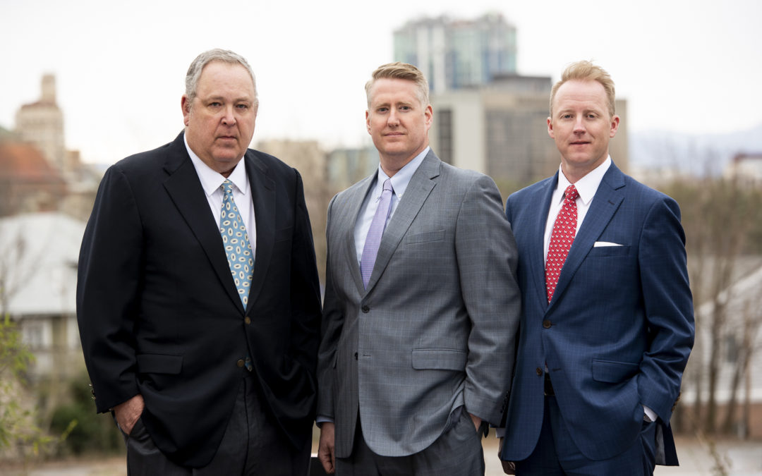 Chad Ray Donnahoo and Reed Williams join Brian Elston Law