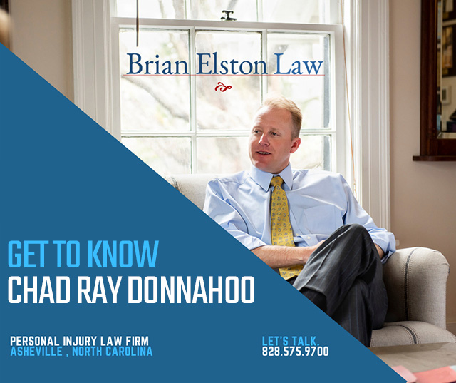 Get To Know Chad Ray Donnahoo