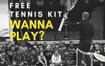 "Brian Elston Law is Proud to Sponsor Asheville Tennis Association's ""Free Tennis Kit"" Project"